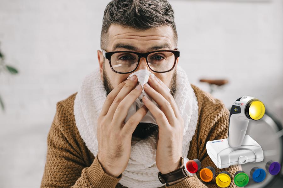 Боремся с ранними проявлениями простуды
