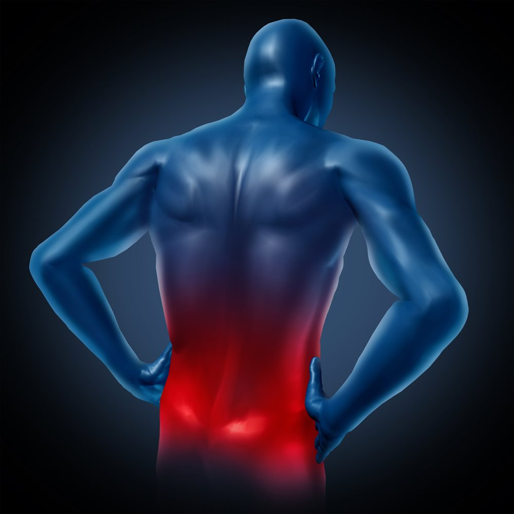Биоптрон для лечения боли в пояснице